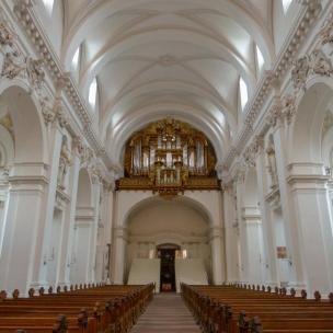 Fulda Dom Orgel
