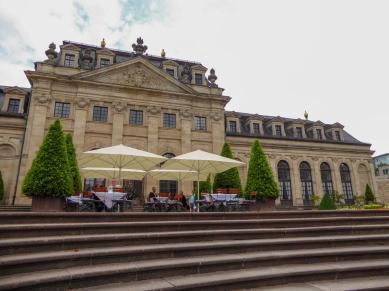 Fulda Schlossgarten Orangerie