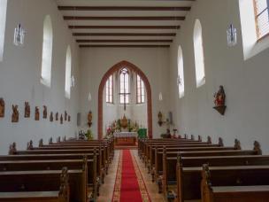 Fulda Altstadt Kirche St.Severi Severikirche