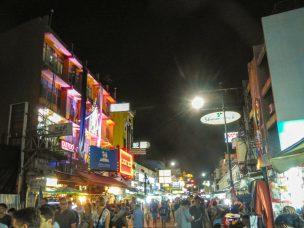 Thailand Bangkok Khao San Road