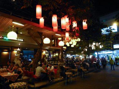 Thailand Bangkok Khao San Road Rambuttri Road