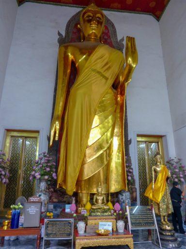 Thailand Bangkok Tempel Wat Pho Buddha