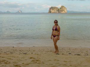 Thailand Koh Ngai Koh Hai Insel Andamanensee Inselparadies Strand Meer Mayalay Beach Resort Meerblick Schwimmen
