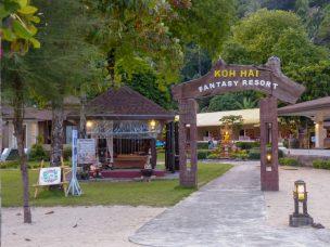 Thailand Koh Ngai Koh Hai Insel Andamanensee Inselparadies Fantasy Resort Spa Massage