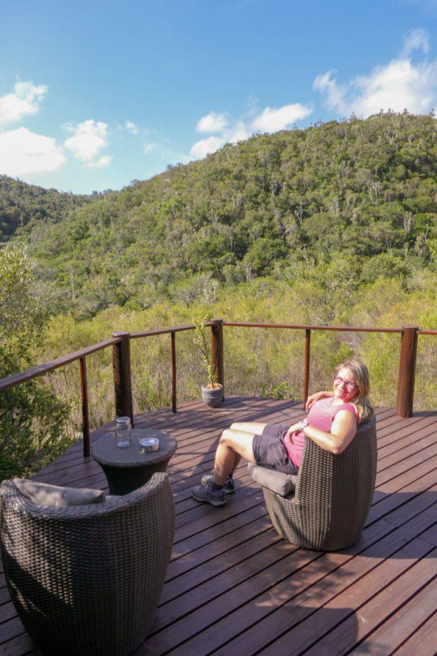 Südafrika South Africa Sibuya Game Reserve Bush Lodge Busch Luxus Safari