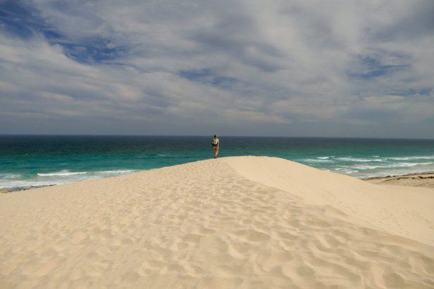 Südafrika South Africa De Hoop Nature Reserve Naturreservat Sanddünen Sand Meer