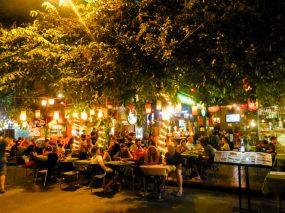 Thailand Bangkok Rambuttri Road
