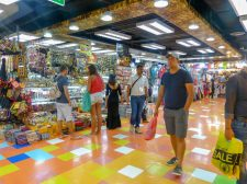 Thailand Bangkok MBK Center Shoppingcenter Mall