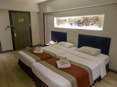 Thailand Bangkok Nouvo City Hotel