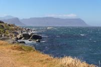 Südafrika South Africa Kap Halbinsel False Bay Küste Meer
