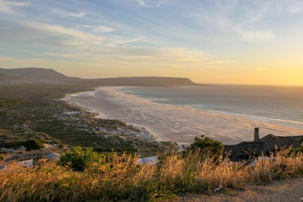 Südafrika South Africa Kap Halbinsel Chapman's Peak Drive Küstenstraße Noordhoek Strand