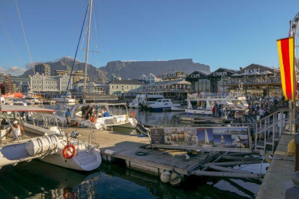 Südafrika Kapstadt Cape Town Victoria 6 Alfred Waterfront Victoria Bassin Hafen