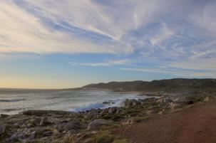 Südafrika South Africa Kap Halbinsel Cape Point Nationalpark Kap der Guten Hoffnung Cape of Good Hope Meer
