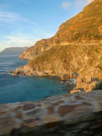 Südafrika South Africa Kap Halbinsel Chapman's Peak Drive Küstenstraße