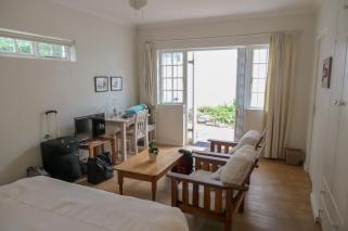 Südafrika South Africa Hermanus Kap Anchor's Rest B&B Guesthouse Unterkunft Zimmer Wohnzimmer
