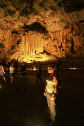 Südafrika South Africa Kleine Karoo Oudtshoorn Cango Caves Tropfsteinhöhle Höhle Heritage Tour