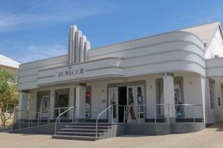 Südafrika South Africa Große Karoo Prince Albert Showroom Art Deco