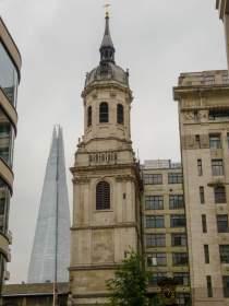 Großbritannien England UK London City of London Finanzdistrikt The Shard Moderne Historisches