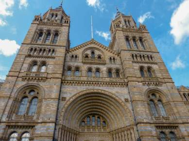 Großbritannien England UK London Natural History Museum Gebäude