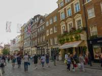 Großbritannien UK England London West End Covent Garden Gassen