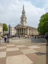 Großbritannien England UK London West End Trafalgar Square St Martin in the Fields Kirche