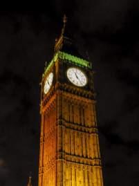 Großbritannien England UK London Big Ben Elizabeth Tower Clock Tower Houses of Parliament britisches Parlament