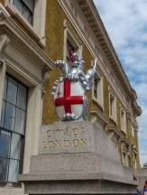 Großbritannien England UK London City of London Drache