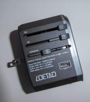 Travel Hack Reisetipp Reiseadapter universell mit USB