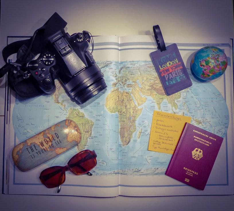 Travel Hacks Reisetipps Reisevorbereitung