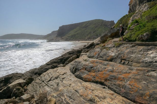 Südafrika South Africa Garden Route Kap Plettenberg Bay Robberg Nature Reserve Naturreservat Halbinsel Wanderung Klippen