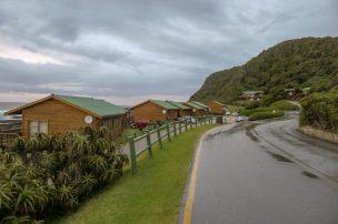Südafrika South Africa Garden Route Kap Tsitsikamma Nationalpark Storms River Restcamp SAN Park Hütten
