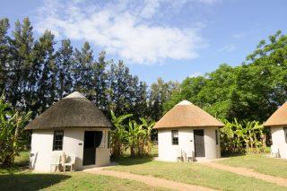 Südafrika South Africa Garden Route Ostkap Addo African Home Rondavels