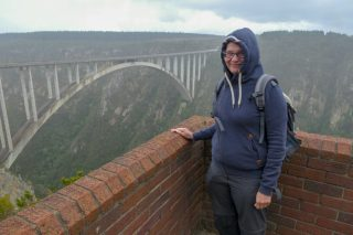 Südafrika South Africa Garden Route Kap Plettenberg Bay Bloukrans Bridge Brücke