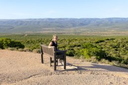 Südafrika South Africa Garden Route Ostkap Addo Elephant Nationalpark Safari Zuurkop Lookout Point Zuurberge