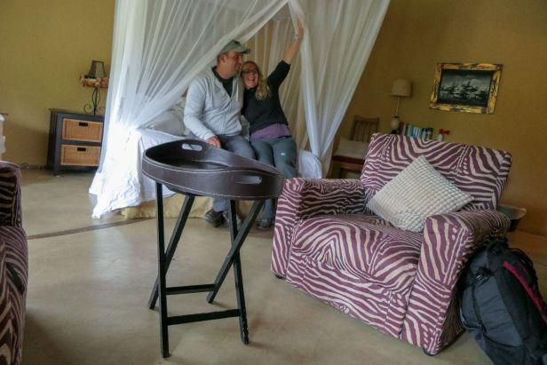 Südafrika South Africa Garden Route Ostkap Sibuya Game Reserve Wildreservat Bush Lodge