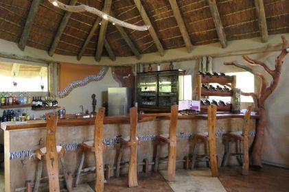 Südafrika South Africa Garden Route Ostkap Sibuya Game Reserve Wildreservat Bush Lodge Bar