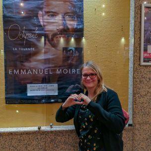 Konzert Forum Liège Lüttich Belgien Emmanuel Moire French Pop