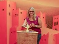 Musical Appollo Theater Stuttgart Aladdin Disney Wunderlampe