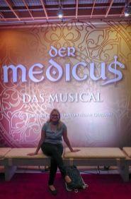 Musical Musicalsommer Fulda Schlosstheater Medicus