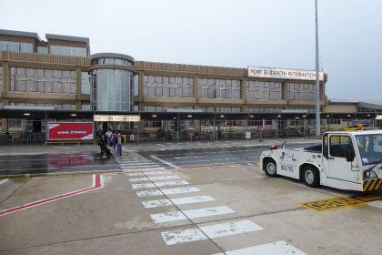Südafrika South Africa Garden Route Ostkap Port Elizabeth Flughafen Heimreise