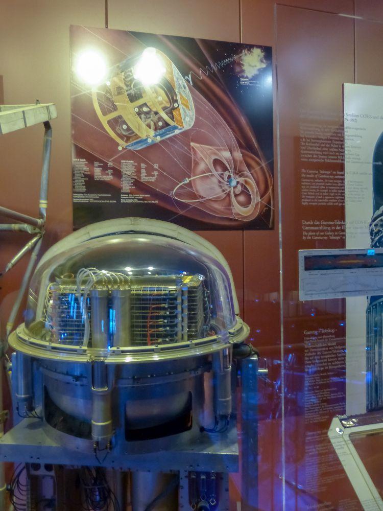 Deutsches Museum München Deutschland Naturwissenschaft Technik Astronomie Raumfahrt