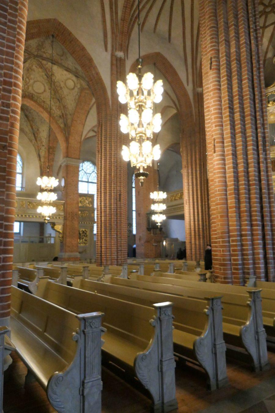 Stockholm Schweden Gamla Stan Stadsholmen Altstadt Storykyrkan Kirche