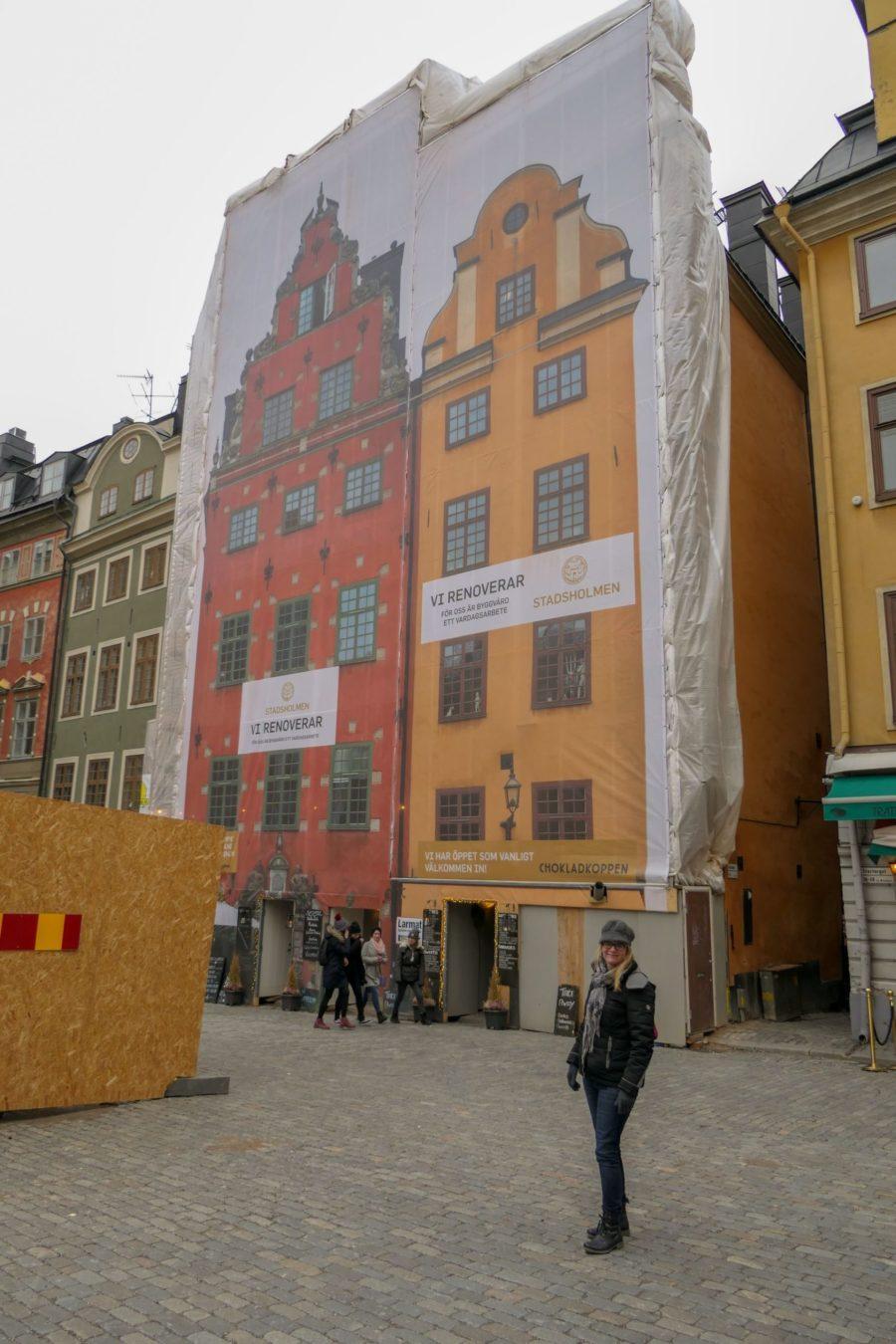 Stockholm Schweden Gamla Stan Stadsholmen Altstadt Stortorget