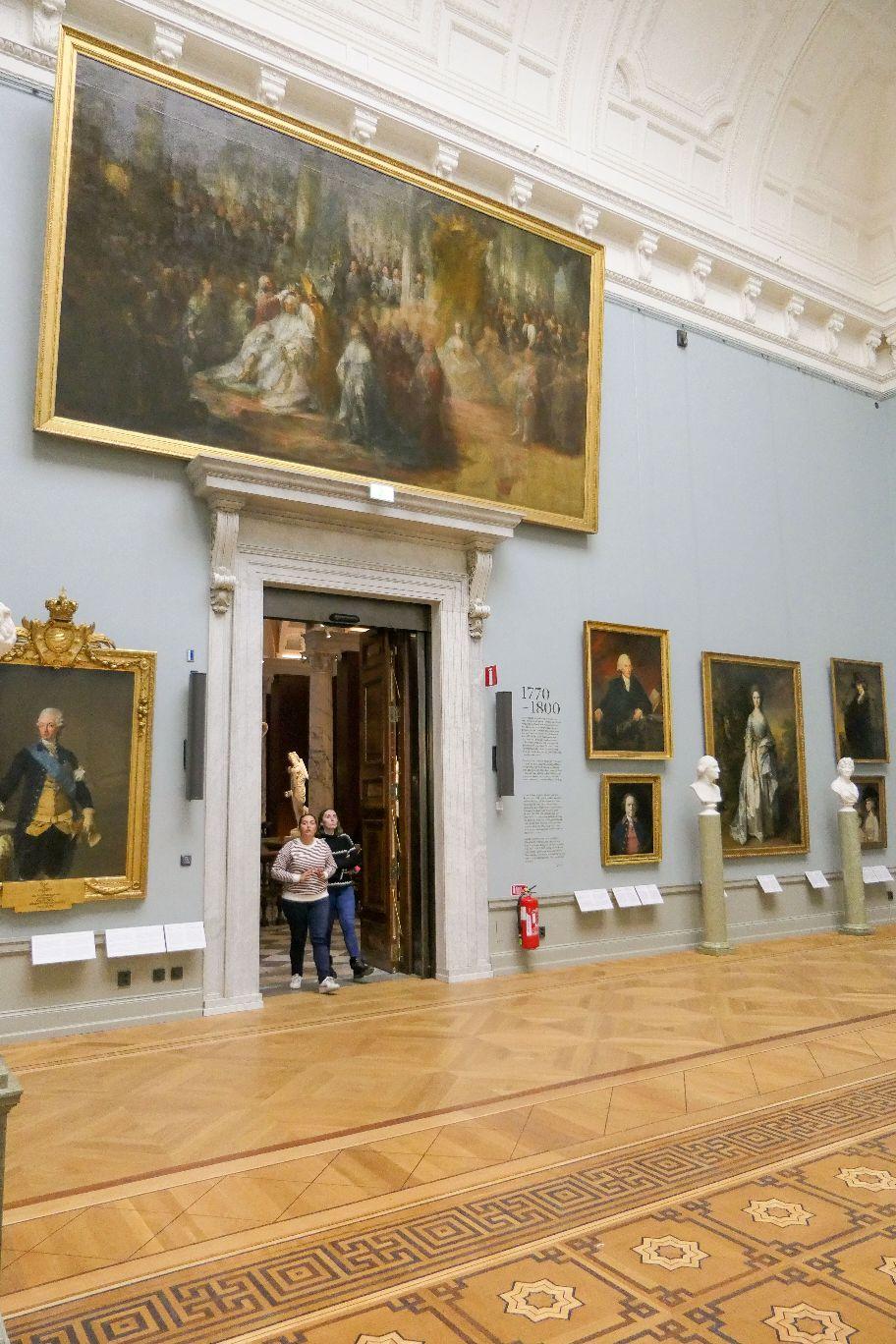 Stockholm Schweden Nationalmuseum Museum Kunst Gemälde