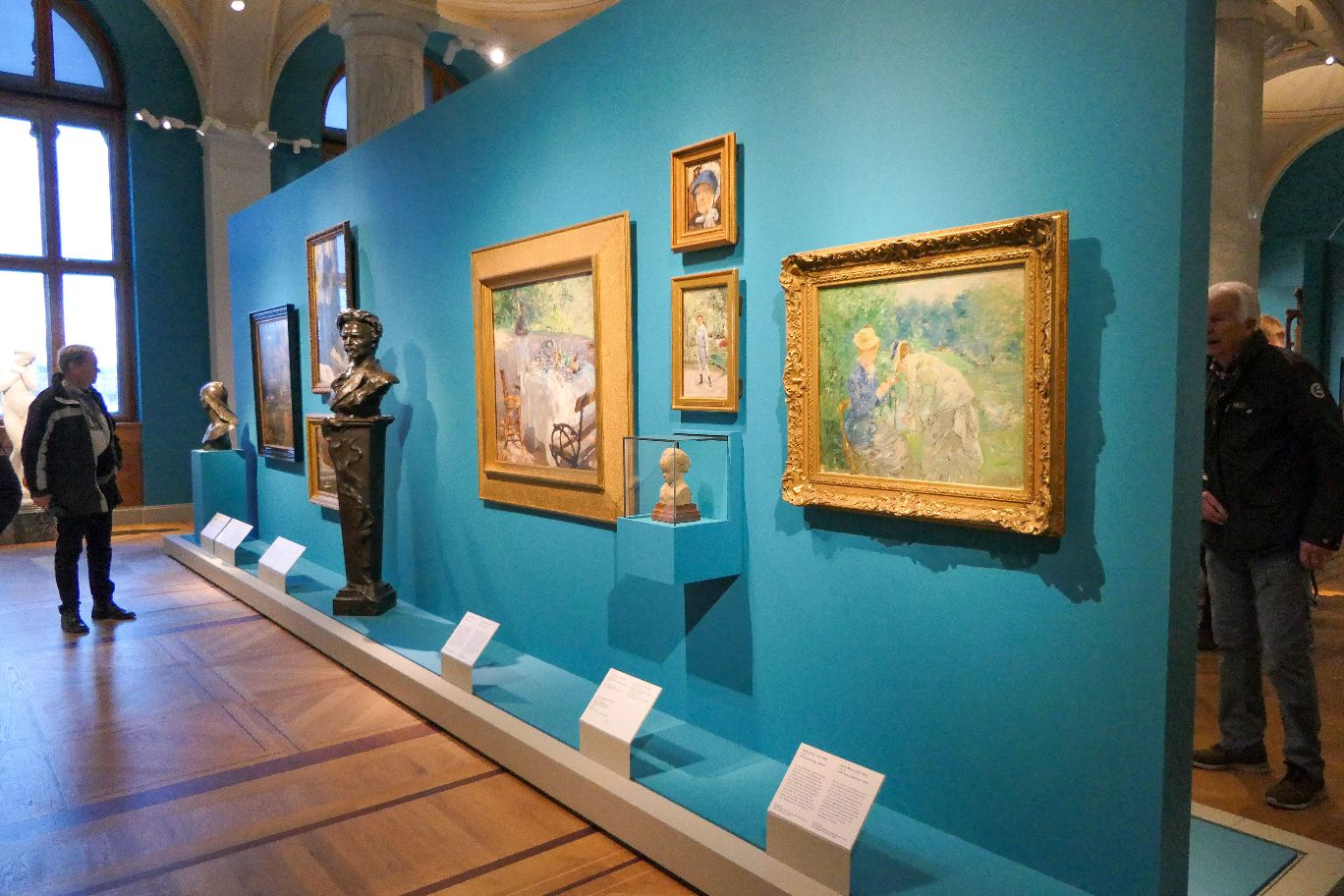 Stockholm Schweden Nationalmuseum Museum Kunst Gemälde Impressionismus