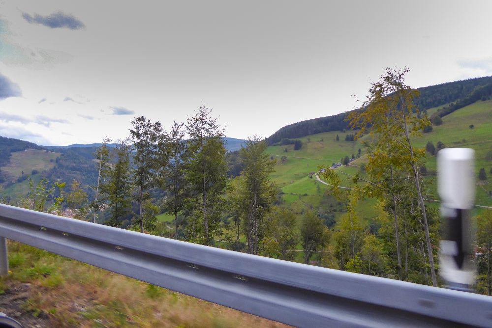 Deutschland Schwarzwald Anreise Todtnauberg
