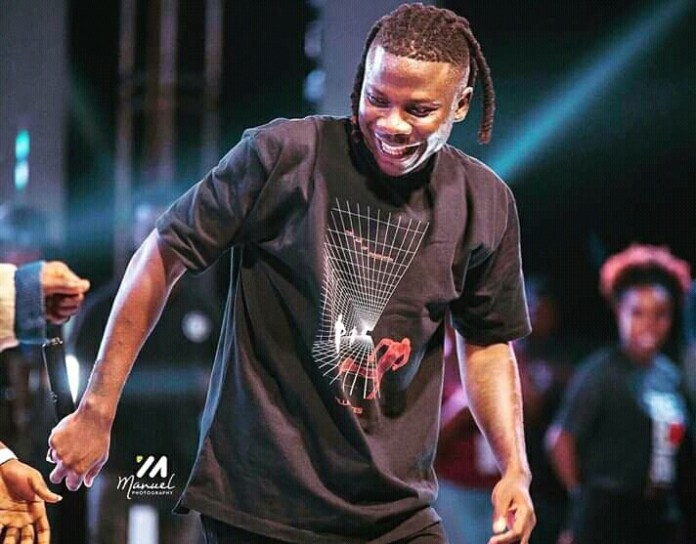 Stonebwoy's 2019 'Ashaiman To The World' in limbo.