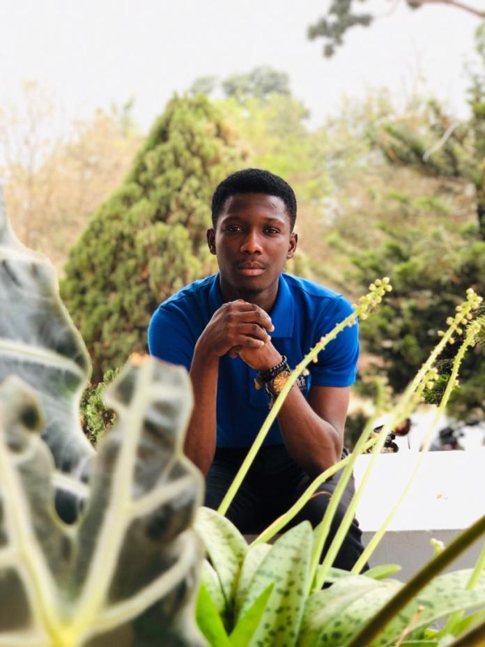iProfiles: Meet The Emerging Young African icon, Clinton Yeboah