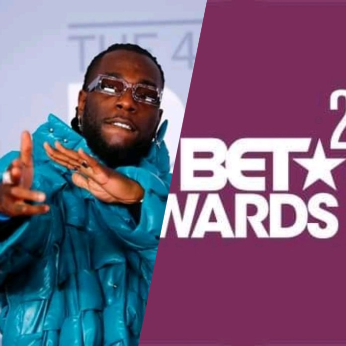 BET Awards 2020: Burna Boy makes history, see the full list of winners.