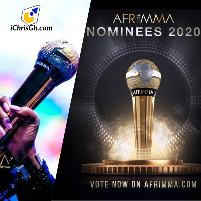 Sarkodie, Stonebwoy, Kuami Eugene, Shatta Wale, Efya nominated for AFRIMMA 2020
